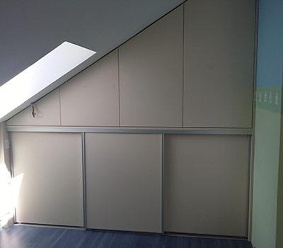 Moderne vgradne omare po meri